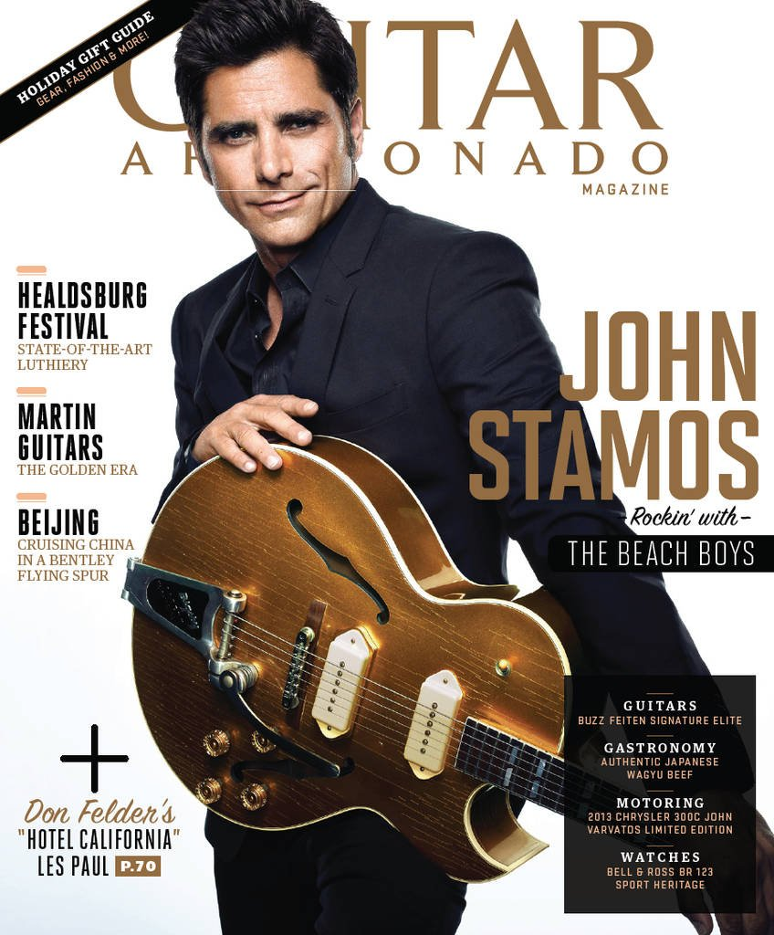 Guitar Aficionado Subscription