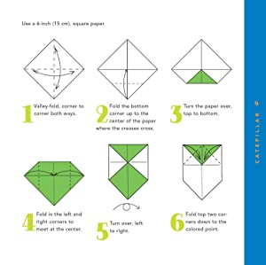 Origami Bugs Kit: Kit with 2 Origami Books, 20 Fun Projects and 98 Origami Papers: This Origami for Beginners Kit is Great for Both Kids and Adults