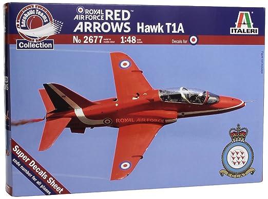Italeri - I2677 - Maquette - Aviation - Hawk T MK 1 Red Arrows - Echelle 1:48