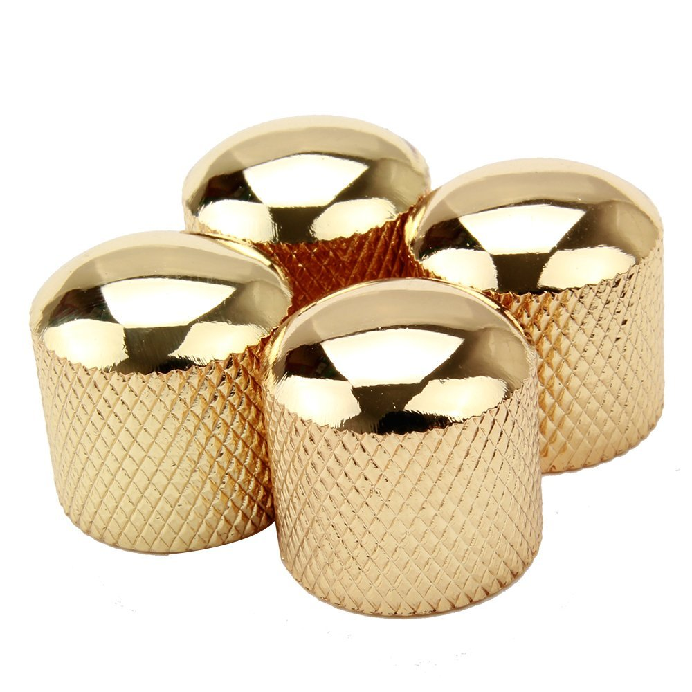 Buy Gold Bass Guitar Knobs Now!