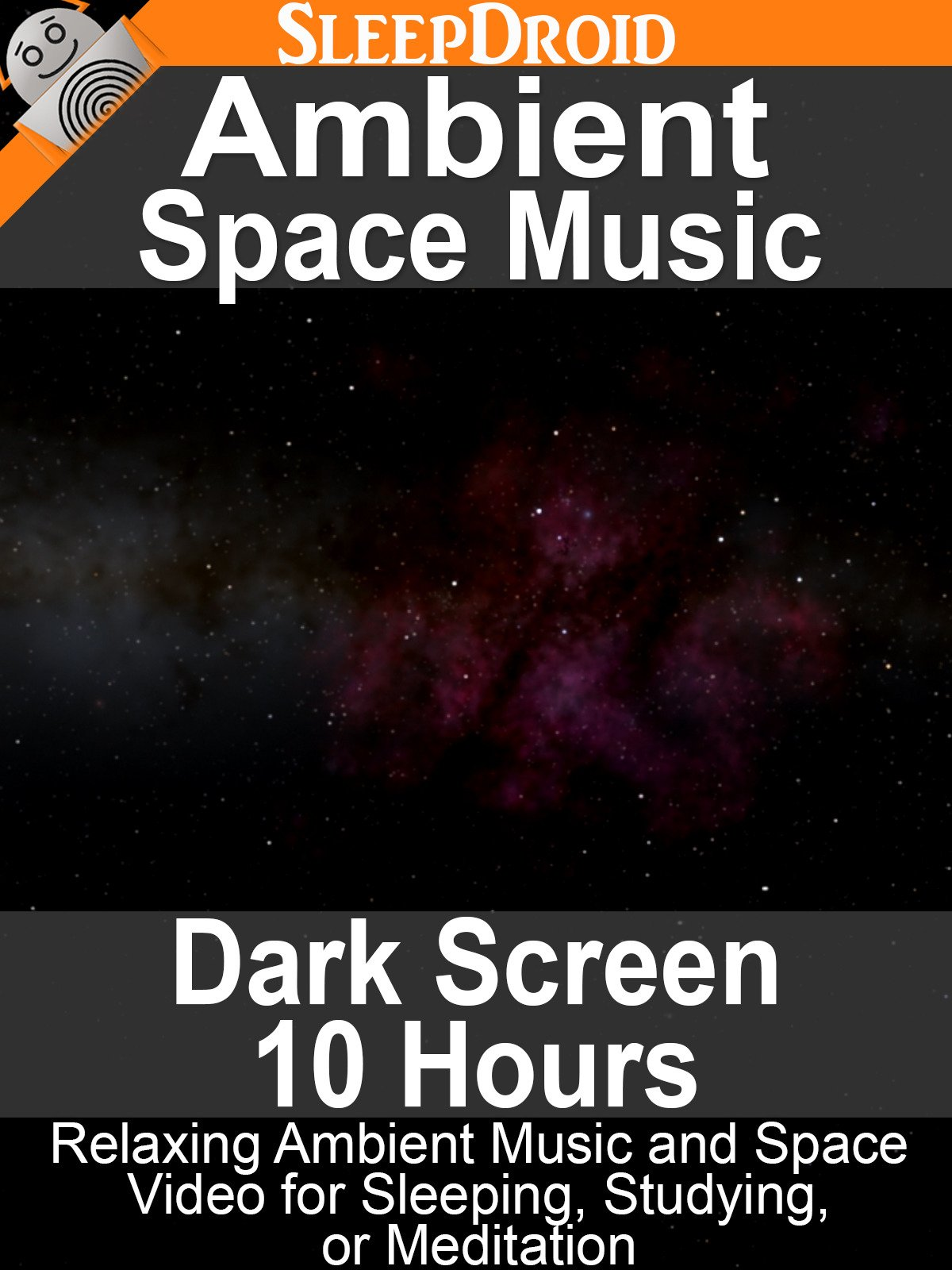 Ambient Space Music (Dark Screen on Amazon Prime Instant Video UK