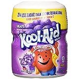 Kool-Aid Drink Mix, Sugar Sweetened Grape, 19 Ounce