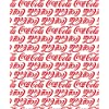 CTI 39860 Drap Housse 90 x 190 cm Coca Cola Cool