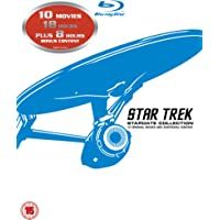 Star Trek Stardate Collection The Movies 1-10 (Blu-Ray)