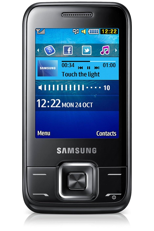 T�l�phone GSM SAMSUNG E2600 NOIR