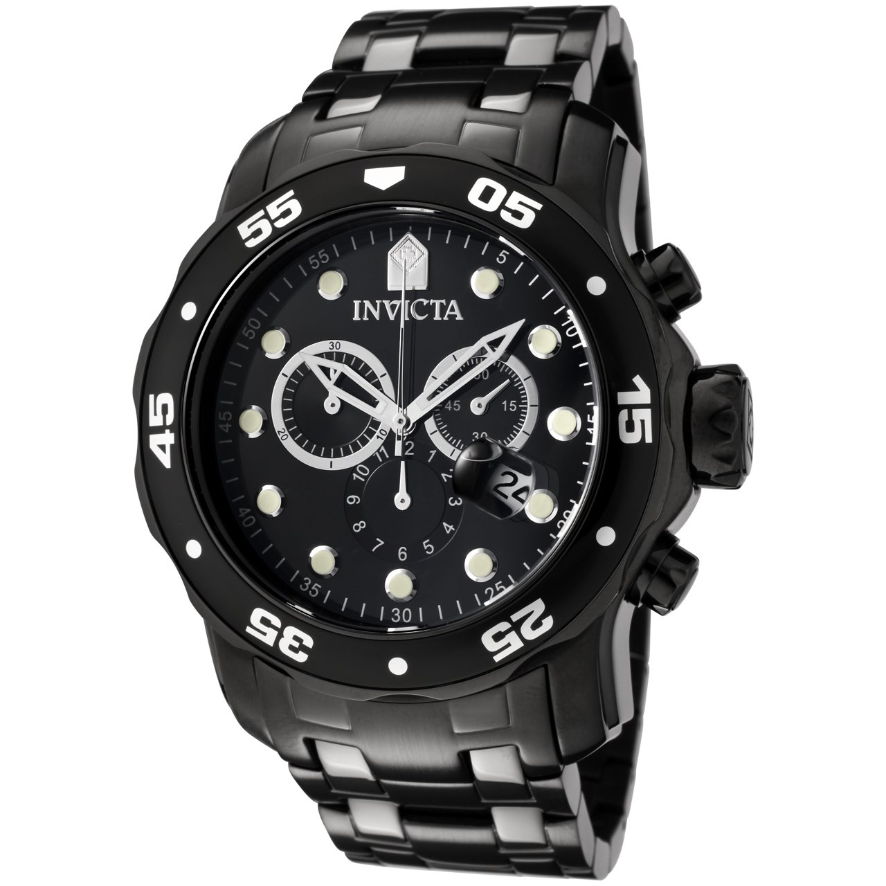 Popular Watch Reviews: # Invicta-0076 Men Watch Review