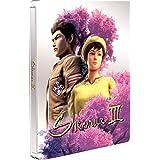 Shenmue 3 Playstation 4 PS4 Steelbook Case *EMPTY CASE* [NO GAME]