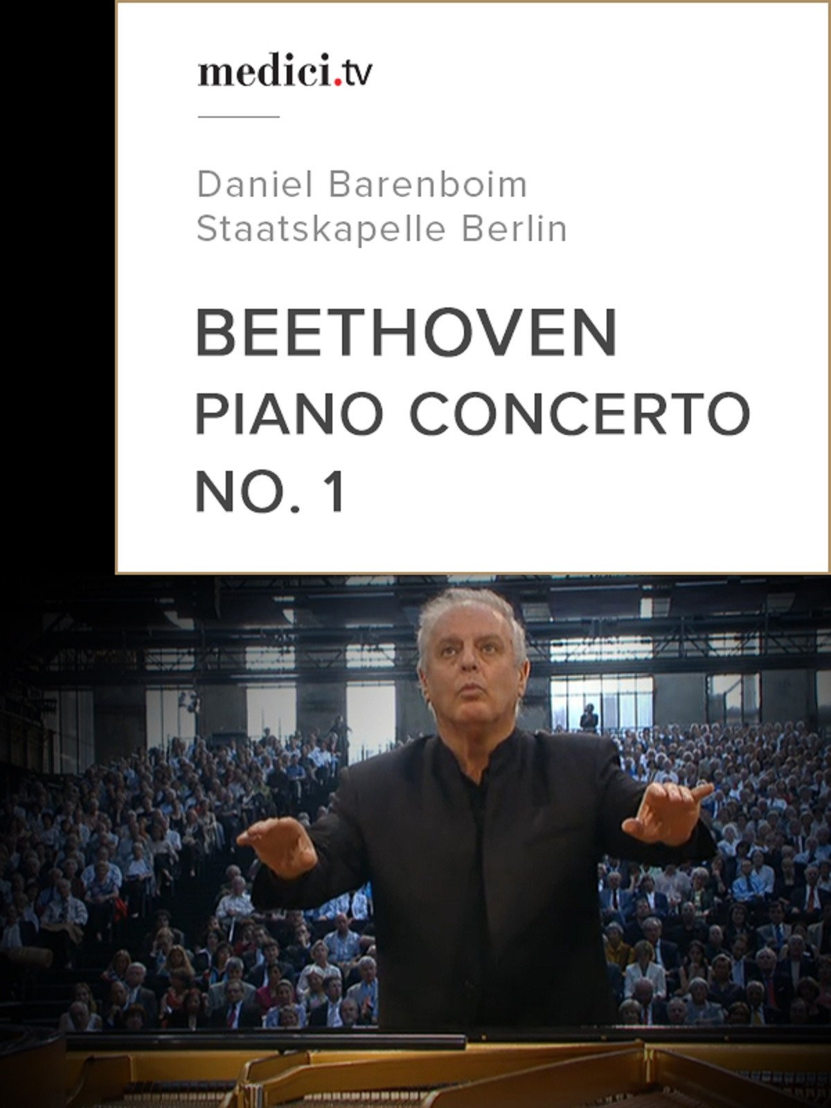 Beethoven, Piano Concerto No. 1