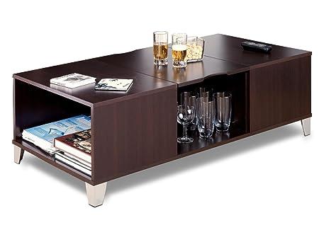 Nexera 410407 Brooklyn Coffee Table, Espresso