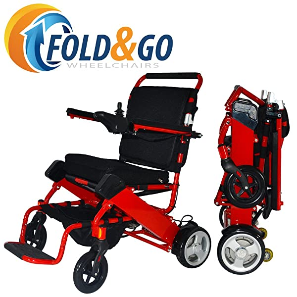 FOLD-N-GO Power Wheelchair