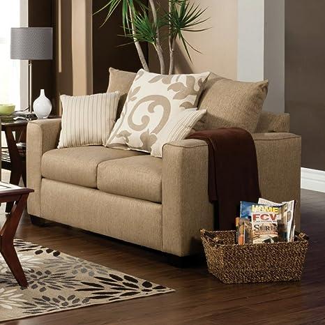 Furniture of America Cordova Loveseat