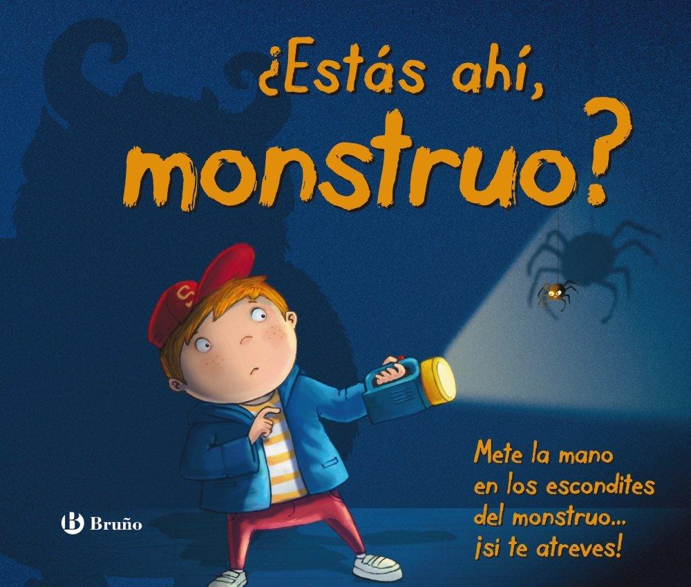 Un par de cuentos para perder el miedo a los monstruos for Fuera de aqui horrible monstruo verde actividades para ninos