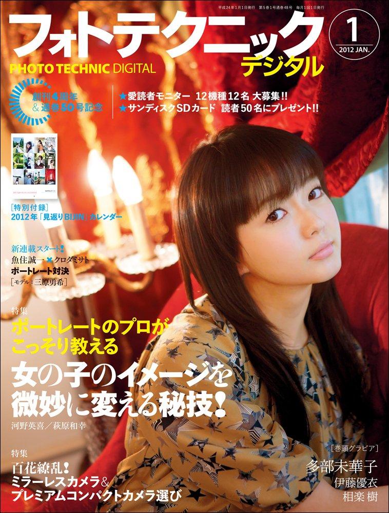 フォトテクニックデジタル 2012年 01月号 [雑誌]