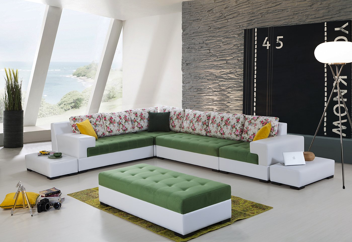 Luna Sectional Sofa