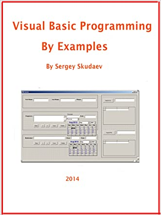 Visual Basic Programming By Examples