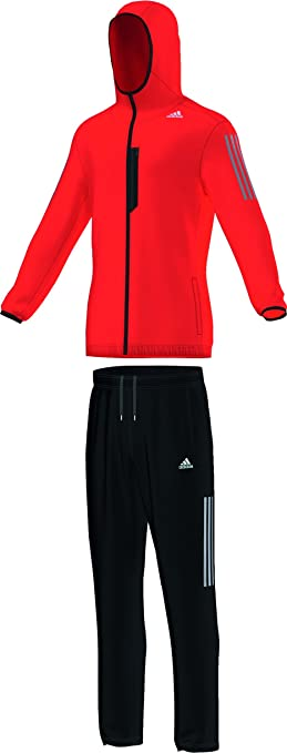 adidas Herren Trainingsanzug Clima365 Woven Tracksuit adsgfvgd