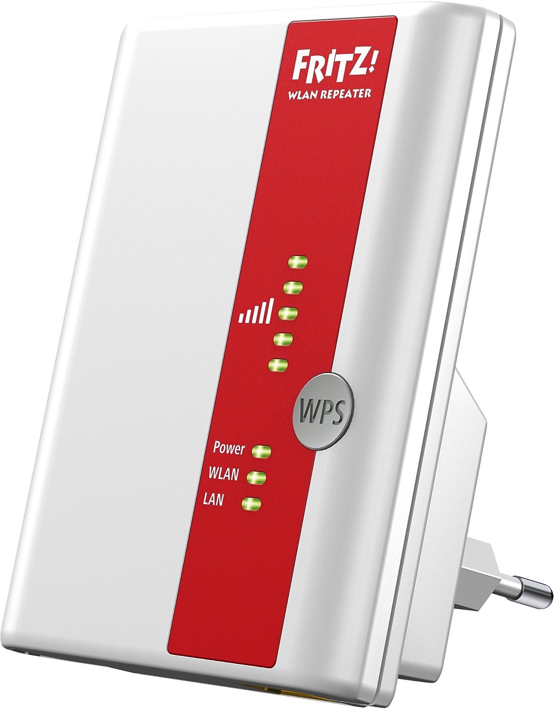 AVM FRITZ!WLAN Repeater 300E (300 Mbit/s,