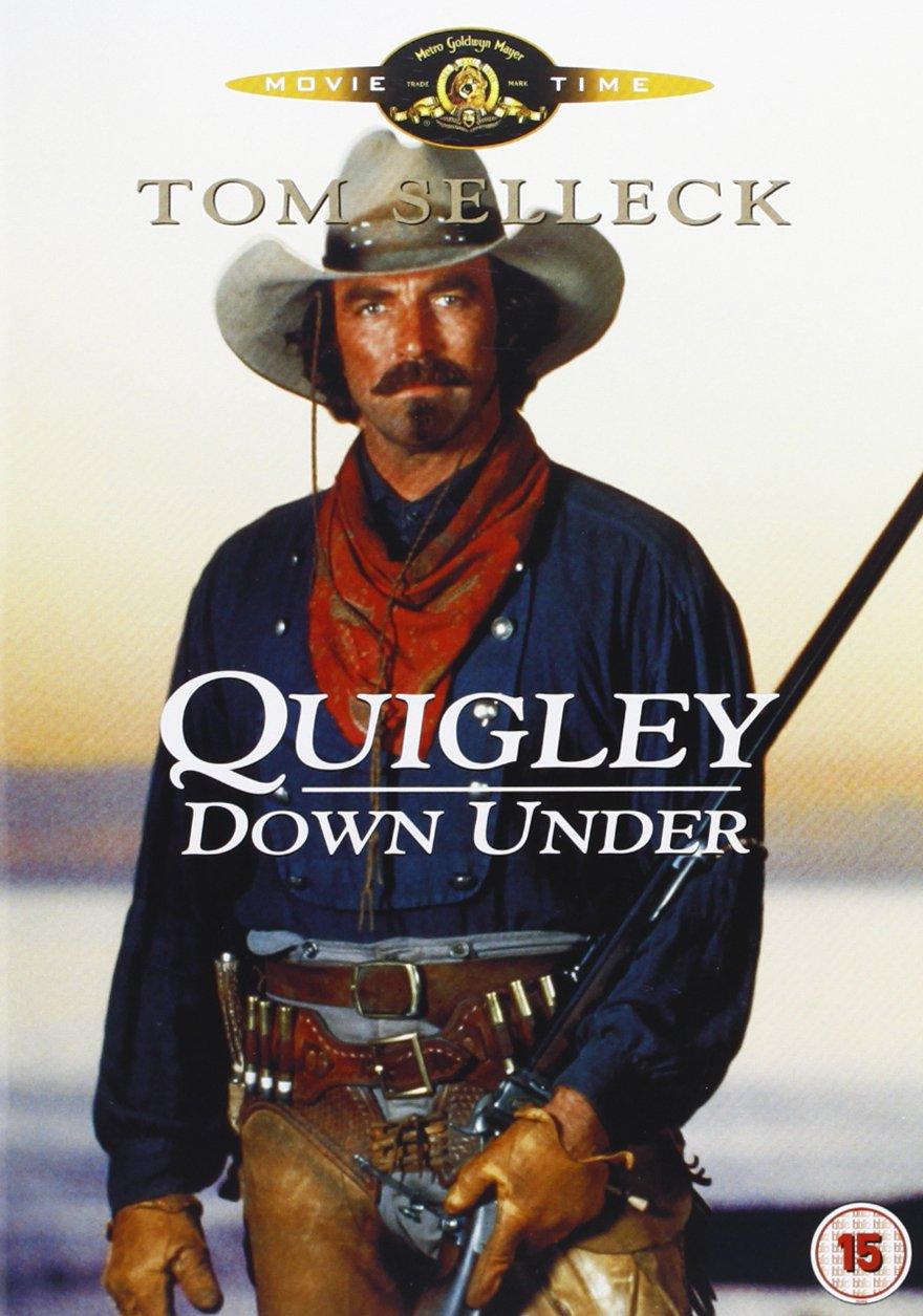 Quigley Down Under Cora Amazon.com Quigley Down Under