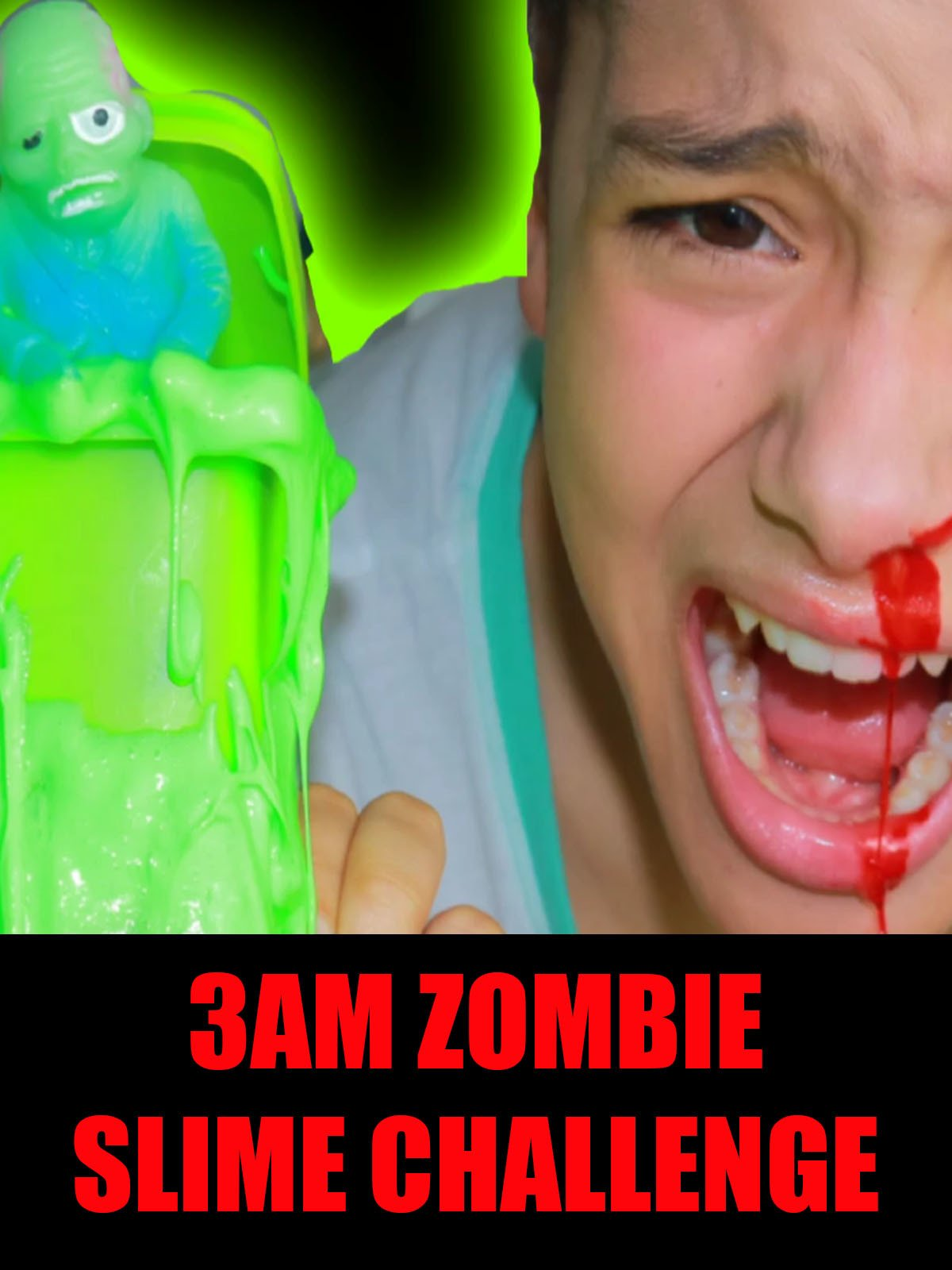 3am Zombie Slime Challenge on Amazon Prime Instant Video UK