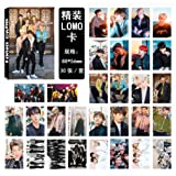 Kpop BTS Bangtan Boys [Love Yourself ? 'HER' ] Photo Postcard Lomo Cards Set Gift for A.R.M.Y (H09)