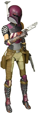 Star Wars Black Series Rebels Sabine Wren 15cm Figurine