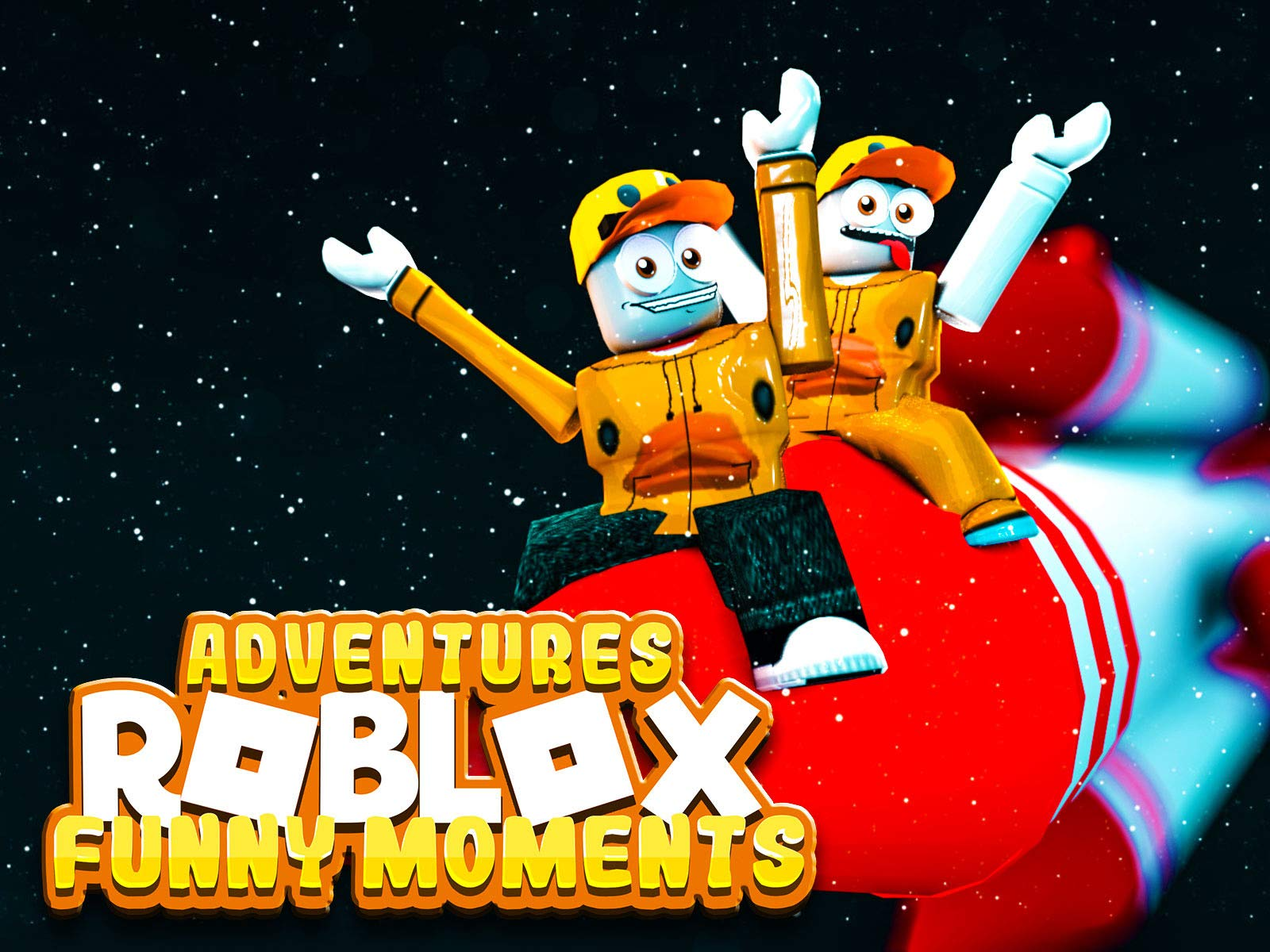 Clip: Roblox Adventures (Funny Moments)
