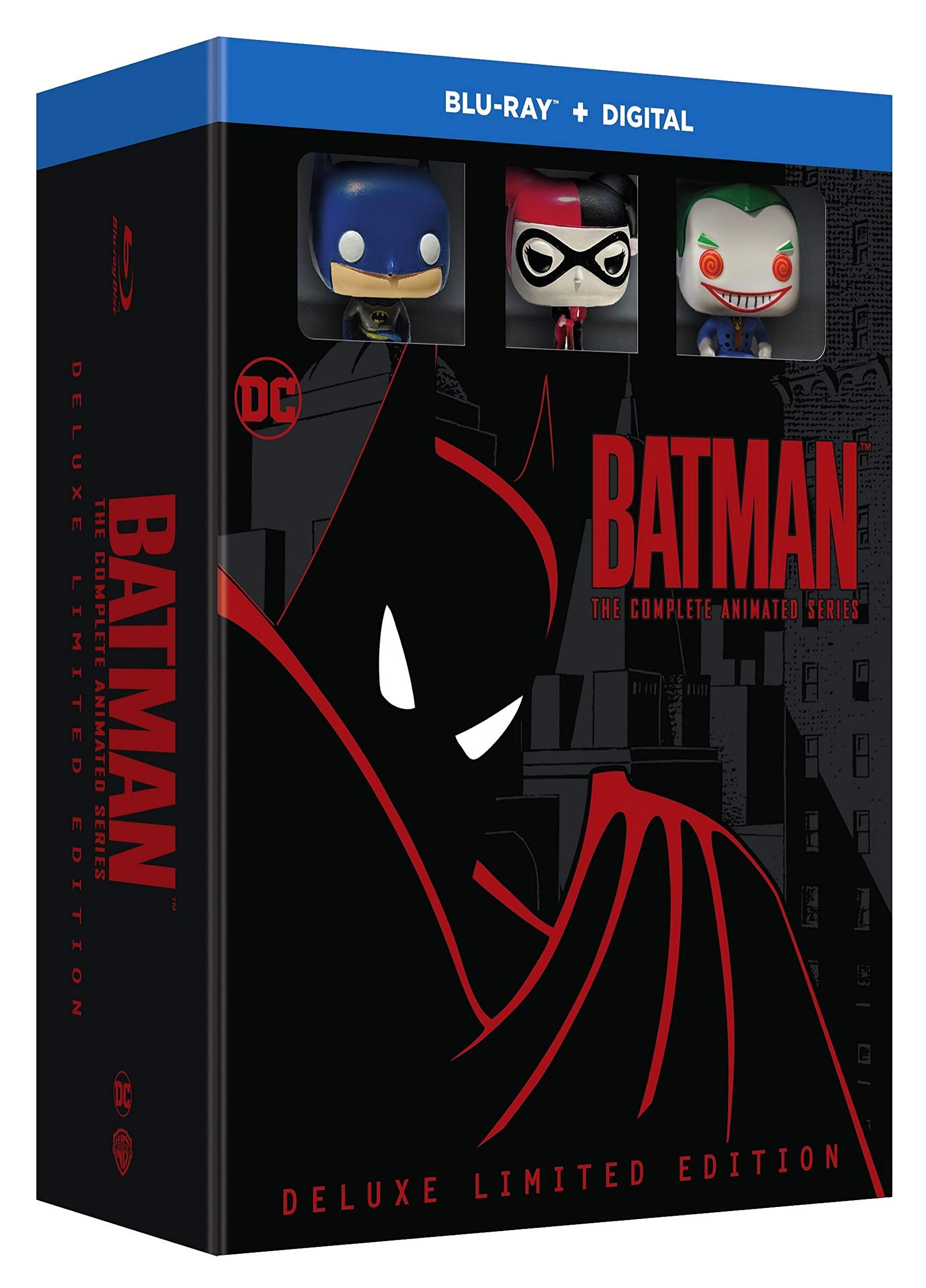 Buy Batman Animated Series Now!