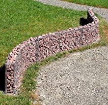 Bellissa - Rejilla para muros (232 x 40 x 10 cm)