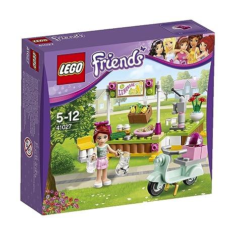 Lego - A1400541 - Stand Limonade De Mia - Friends