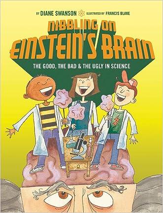 Nibbling on Einstein's Brain