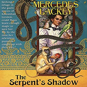 The Serpent's Shadow Audiobook