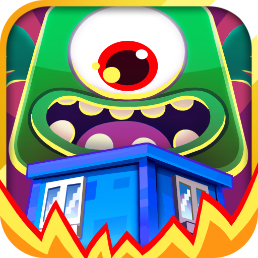 Adult Swim's Monsters Ate My Condo Is The Free App of the Day