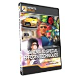Learning Cinema 4D Special Effects Techniques - Training DVD