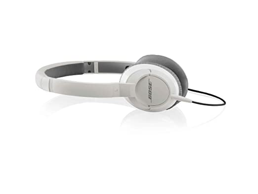 Amazon - Bose OE2 audio headphones - White - $99.96