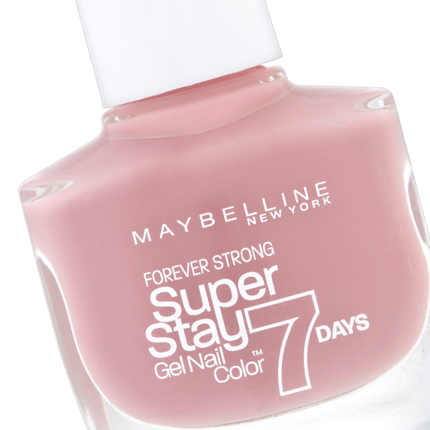 Buy maybelline new york nail polish, 130 rose poudre, 10ml online ...
