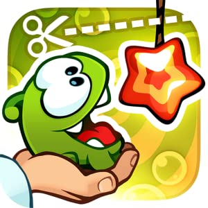 Cut the Rope: Experiments from ZeptoLab