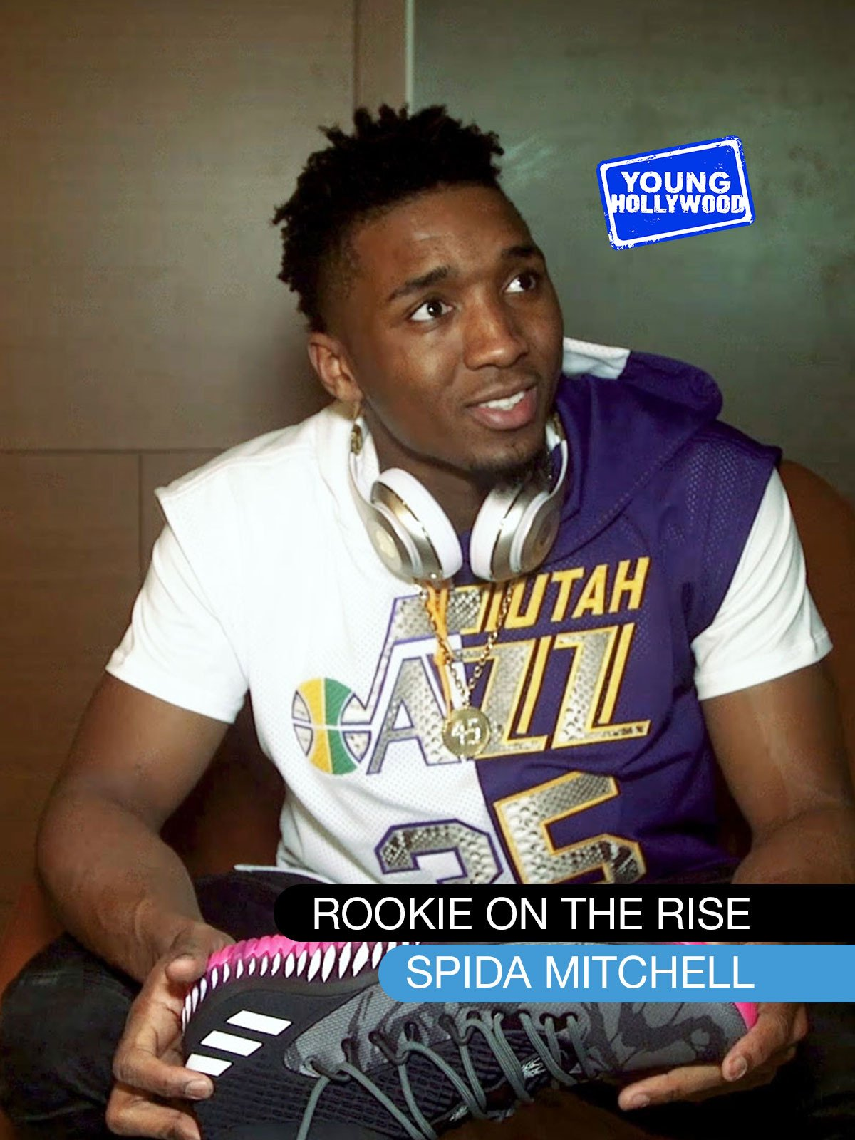 Rookie on the Rise: Spida Mitchell