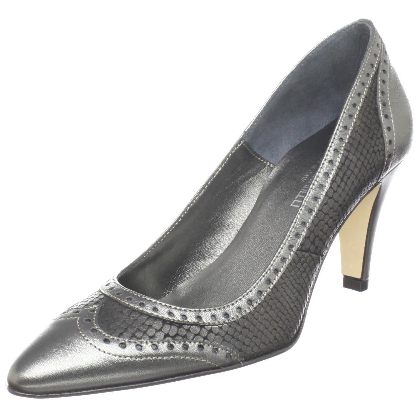 意大利造Renzo Fontanelli Women's Opt Pump女士真皮高跟鞋1.6折$44.7