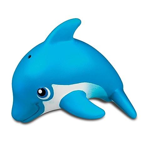 麦肯奇洗澡喷水玩具 海洋小动物系列5件套$6.50