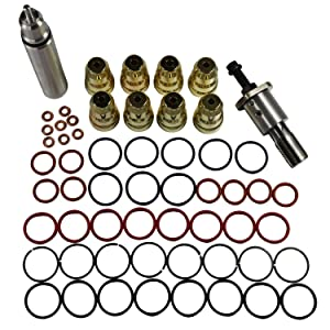 JDMSPEED New Injector Sleeve Cup Removal Installation Tool Kit F4TZ9F538A For Ford 1994-2003