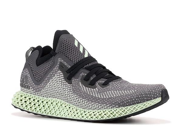 finest selection 0d77d e6f0f adidas AlphaEdge 4D LTD Shoe Mens Running 6 Core Black-Aero Green-Ash  Green (Color Core ...