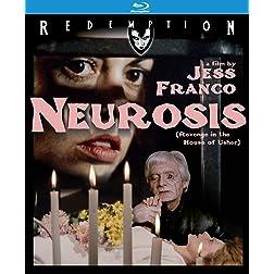 Neurosis (aka Revenge in the House of Usher) [Blu-ray]