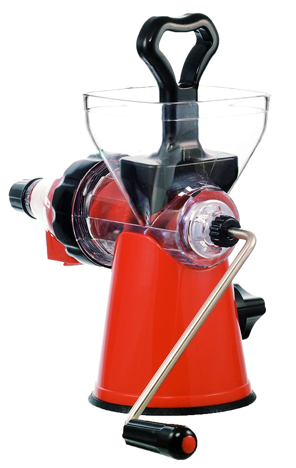 Hand Operated Slow Juicer : ZWEISSEN Hand Operated Fruit vegetable Masticating Slow juicer Cold Press pulp e eBay