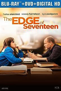 Book Cover: The Edge of Seventeen