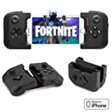 Gamevice Controller - Fortnite Gamepad Game Controller iPhone X/XS/XS Max/8/7/6 & Plus [Apple MFi Certified, iOS] - 1000+ Compatible Video Games (GV157A) (Color: Gamevice iPhone X/8/7/6 & Plus (2018))