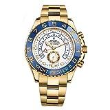 Rolex Yacht-Master Ii Yellow Gold Watch 116688 Box/Papers Unworn 2017