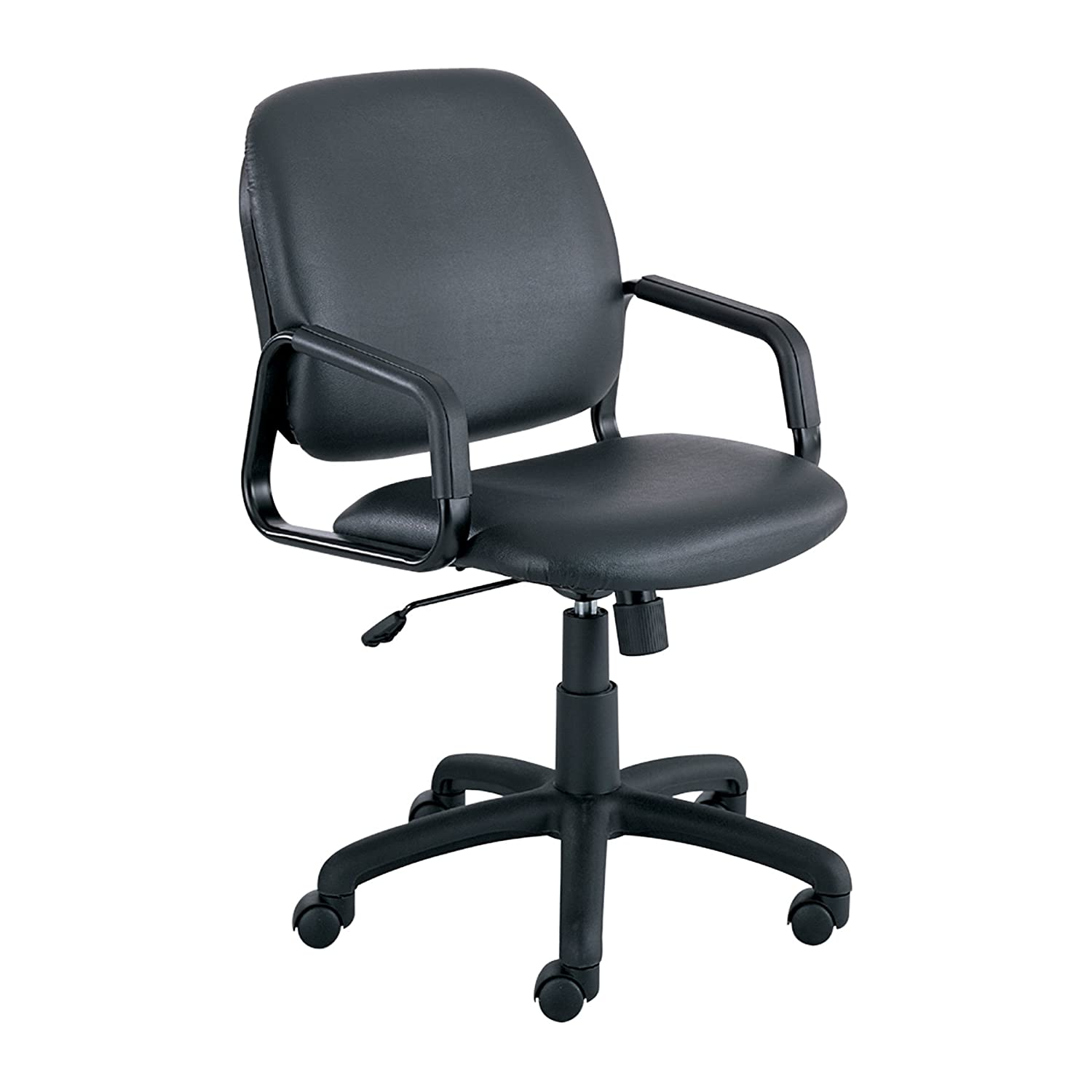 Best office chair 2016 - Safco Products 7045bv Cava Urth High Back Chair Black Vinyl