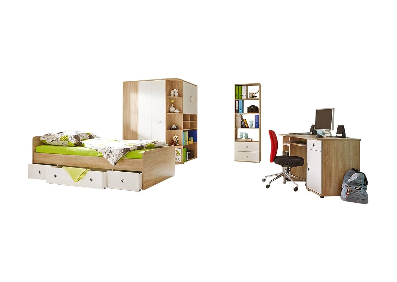 """TICAA Kinder- und Jugendzimmer """"Corner I"""" 4-teilig"""