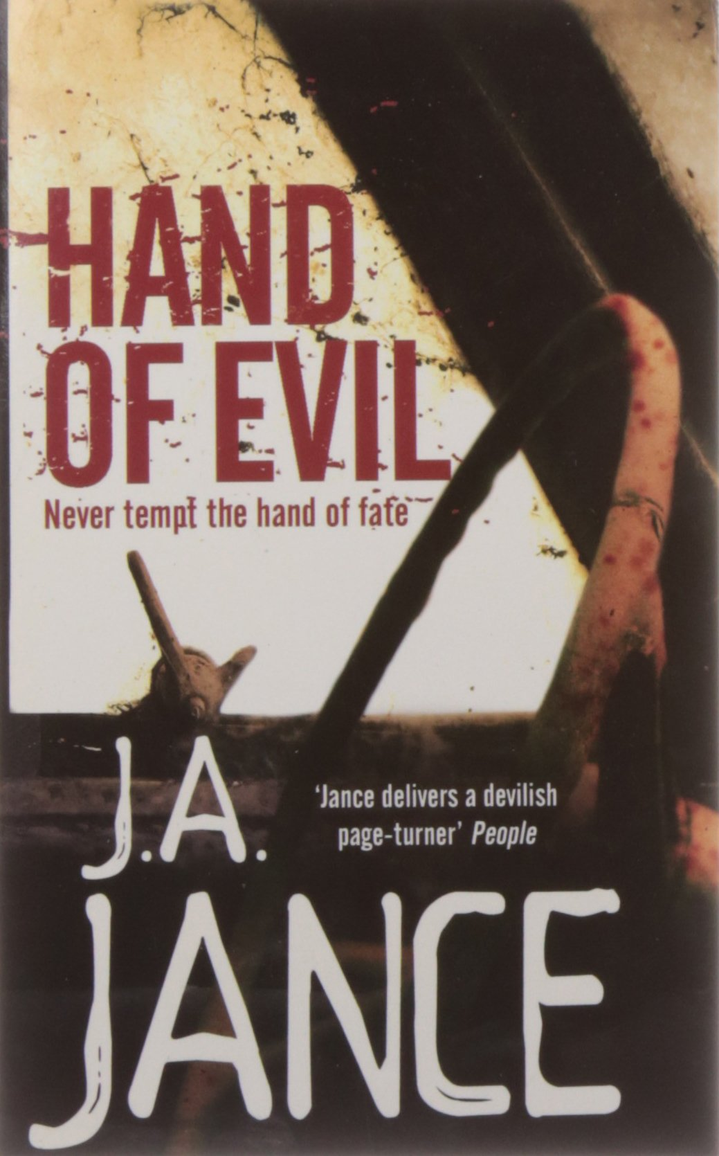 Amazon: Buy Hand Of Evil Book Online At Low Prices In India  Hand Of  Evil Reviews & Ratings