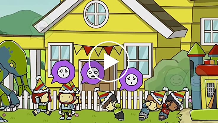 how to play multiplayer on scribblenauts unlimited wii u
